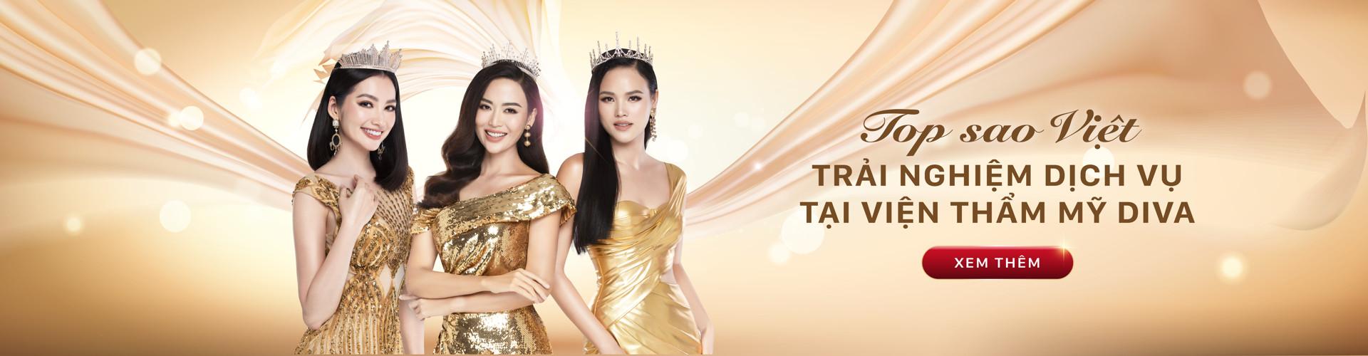 Top Sao Việt Trải Nghiệm Dịch Vụ Tại DIVA-01
